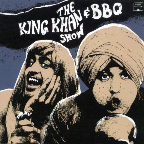 King Khan & BBQ Show ‎– What's For Dinner?