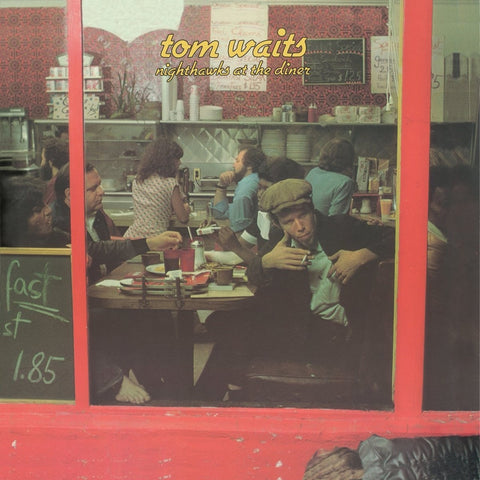 Waits, Tom ‎– Nighthawks At The Diner