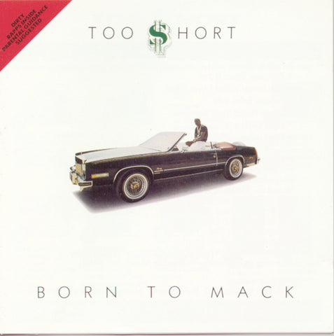 Too Short ‎– Born To Mack