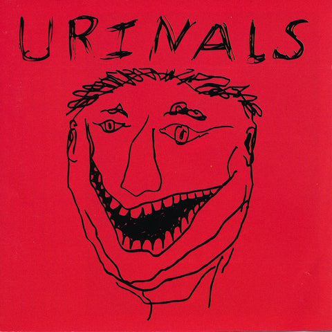 Urinals ‎– Negative Capability...Check It Out!