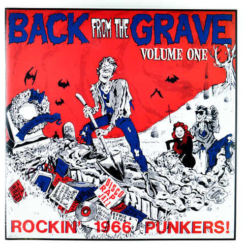 Various ‎– Back From The Grave Vol. 1