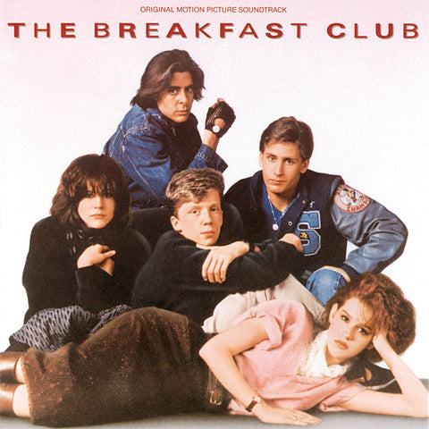 Soundtrack ‎– The Breakfast Club (Original Motion Picture Soundtrack) - Various
