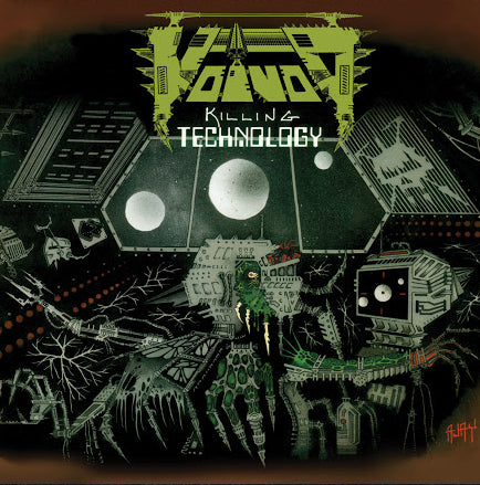 Voïvod ‎– Killing Technology