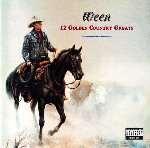 Ween ‎– 12 Golden Country Greats