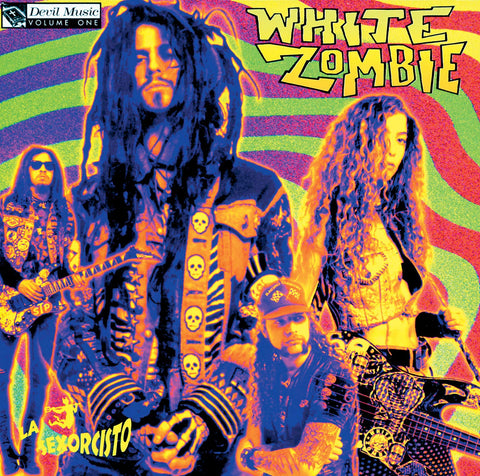 White Zombie ‎– La Sexorcisto: Devil Music Vol. 1