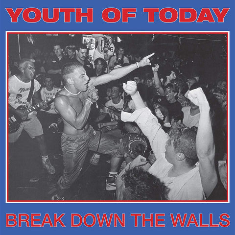 Youth Of Today ‎– Break Down The Walls