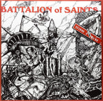 Battalion Of Saints ‎– Second Coming
