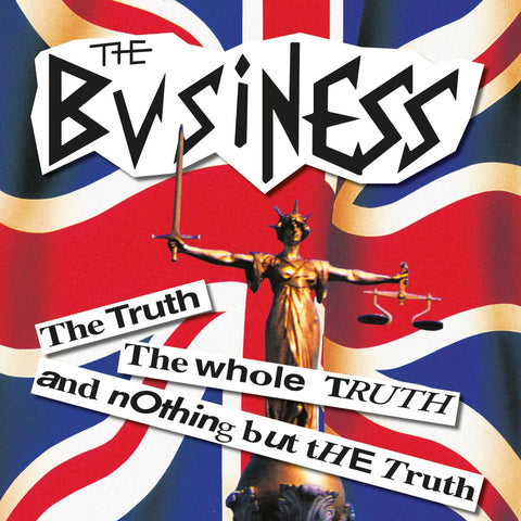 Business ‎– The Truth The Whole Truth And Nothing But The Truth