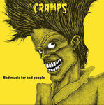 Cramps ‎– Bad Music For Bad People