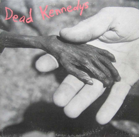 Dead Kennedys ‎– Plastic Surgery Disasters