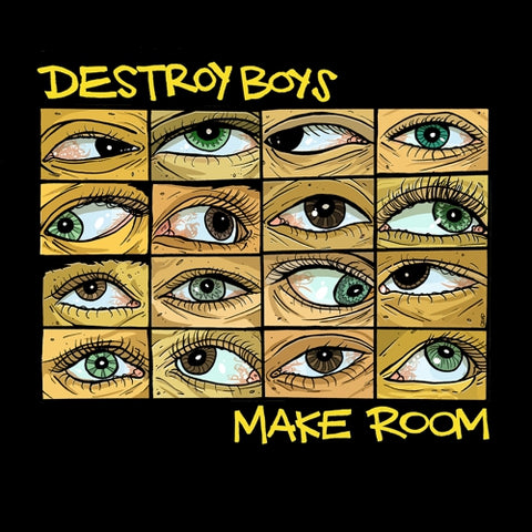 DESTROY BOYS - Make Room LP