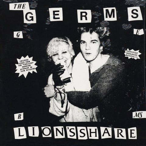 Germs - Lion's Share