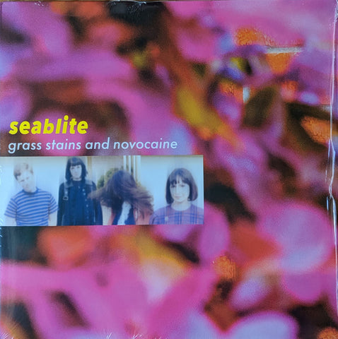 SEABLITE - Grass Stains and Novocaine LP