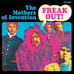 Zappa, Frank - The Mothers Of Invention ‎– Freak Out!