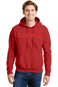 Clevemore Full Chest Hoodie