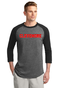 Clevemore Full Chest Raglan T-Shirt