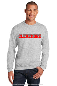 Clevemore Full Chest Crew Sweat