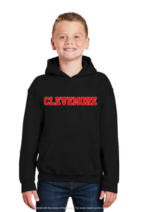 Clevemore Full Chest Youth Hoodie