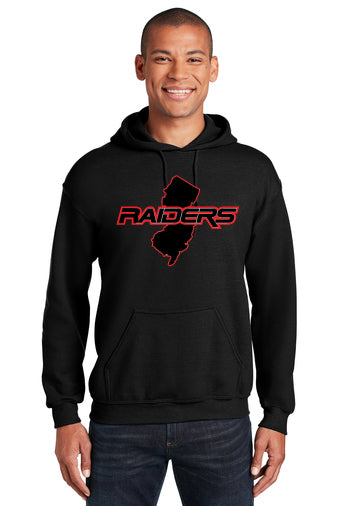 Raiders Hoodies - Adult