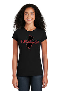 Raiders Women's Fitted State Tee