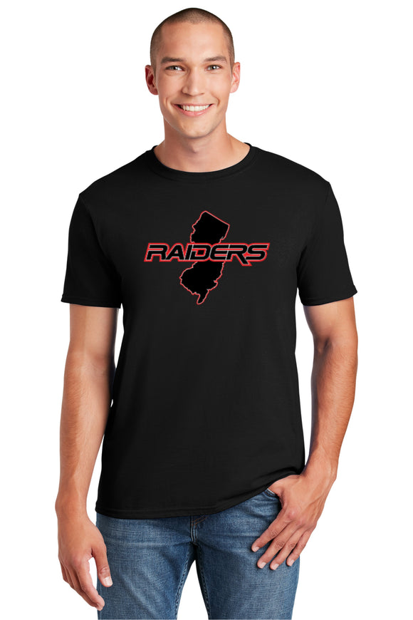 Mens Softstyle® Raiders State T-Shirt