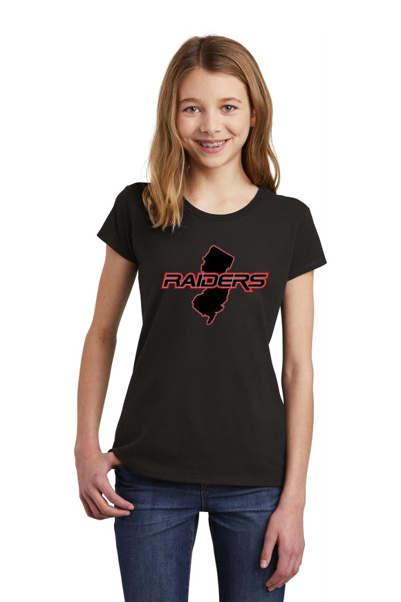 Raiders Girls State Tee