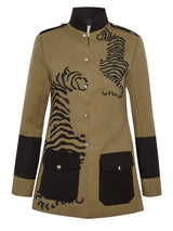 Savanna Cargo Jacket