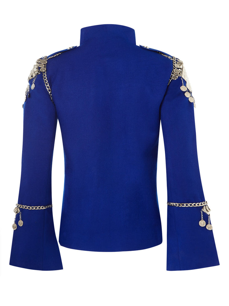 Lydia Cobalt Blue Jacket