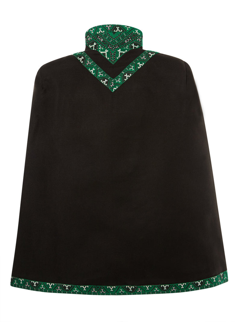 Zarina Tribal Cape