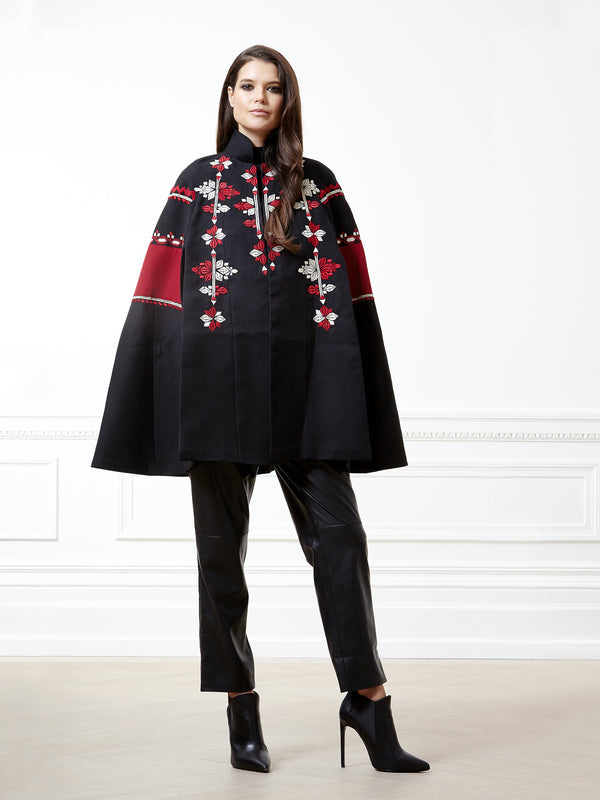 Cosimo Trible Cape