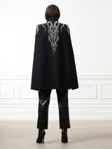 Rock Chick Metal Cape