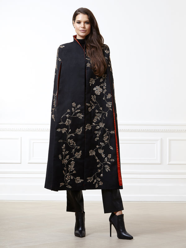 Allegra Rose Cape
