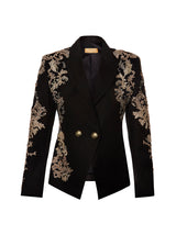 Alex Gilt Jacket