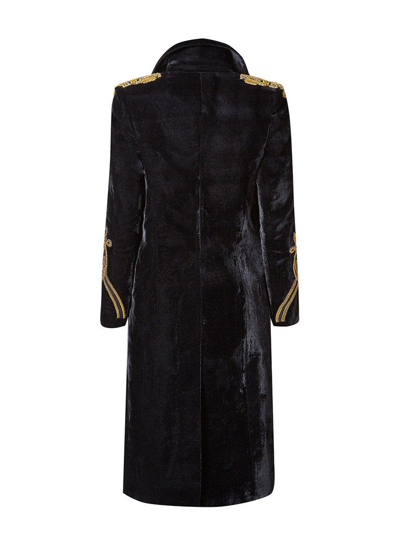 Rae Black Coat