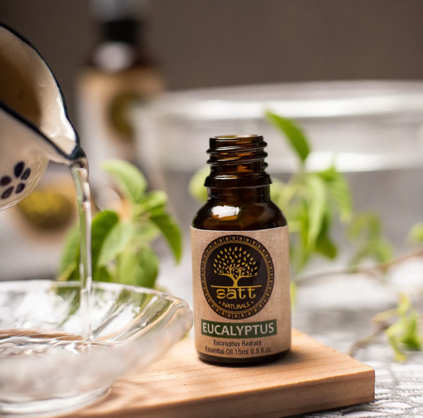 Exhilarating ways to use Eucalyptus Oil
