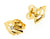 Morph Diamond Gold Stud Earrings