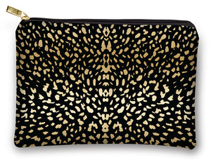 Emma Abstract Glam Bag
