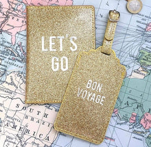 Load image into Gallery viewer, Bon Voyage Luggage Tag