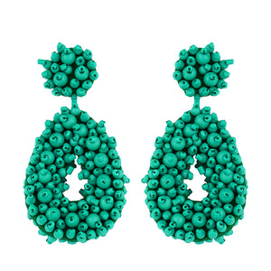 Elle Beaded Earrings