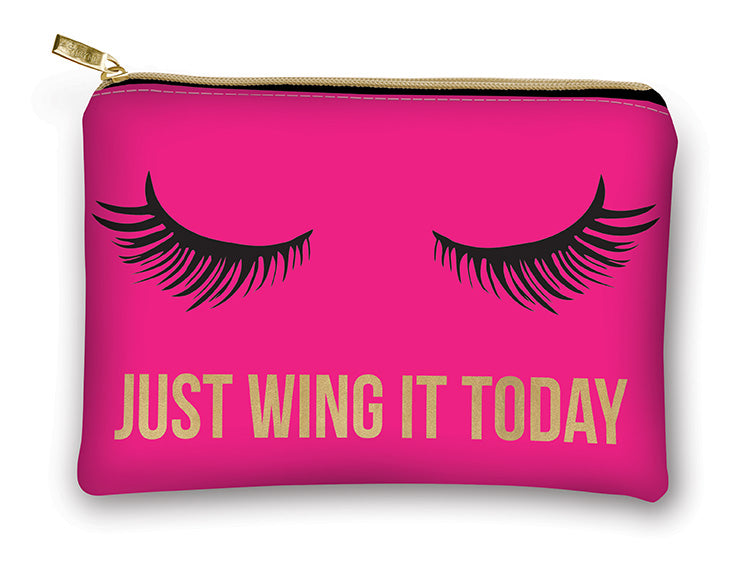 Wing It Glam Bag