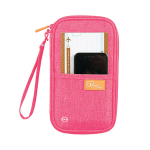 Kiley RFID Passport Wallet
