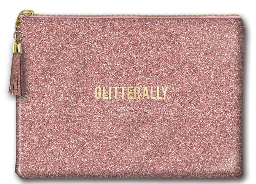Glitterally XL Glam Bag