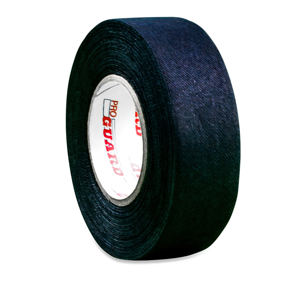"Proguard Black Cloth Hockey Tape (1"" x 15yd)"