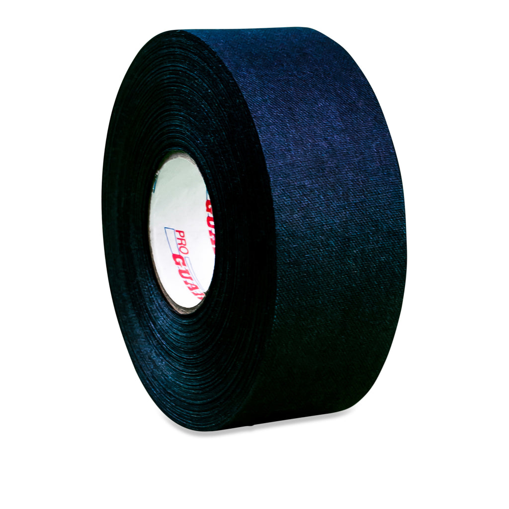 "Proguard Black Cloth Hockey Tape (1.5"" x 30yd)"