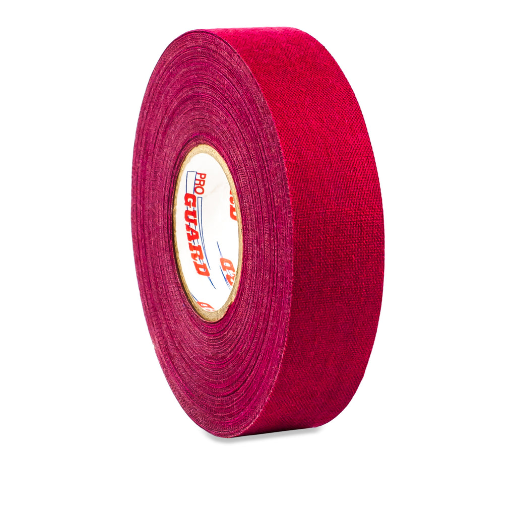 "Proguard Burgundy Cloth Hockey Tape (1"" x 27yd)"