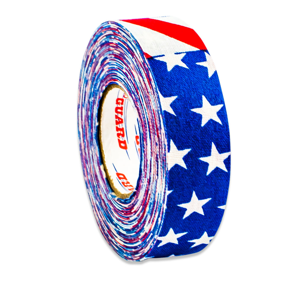 "Proguard USA Flag Cloth Hockey Tape (1"" x 20yd)"