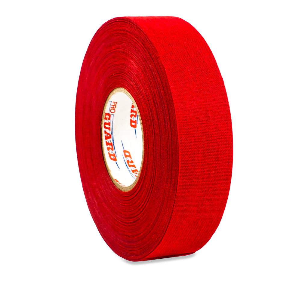 "Proguard Red Cloth Hockey Tape (1"" x 27yd)"