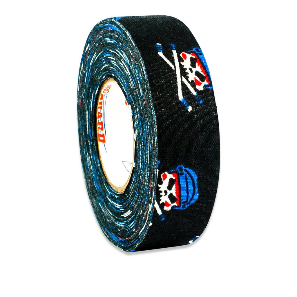 "Proguard Skulls 'N Sticks Cloth Hockey Tape (1"" x 20yd)"