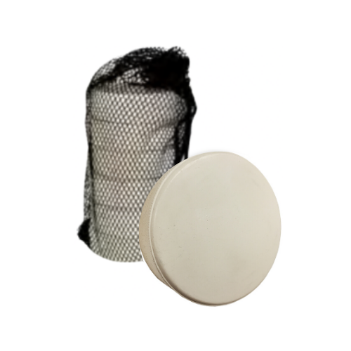 Proguard White Goalie Training Puck (6-pack)