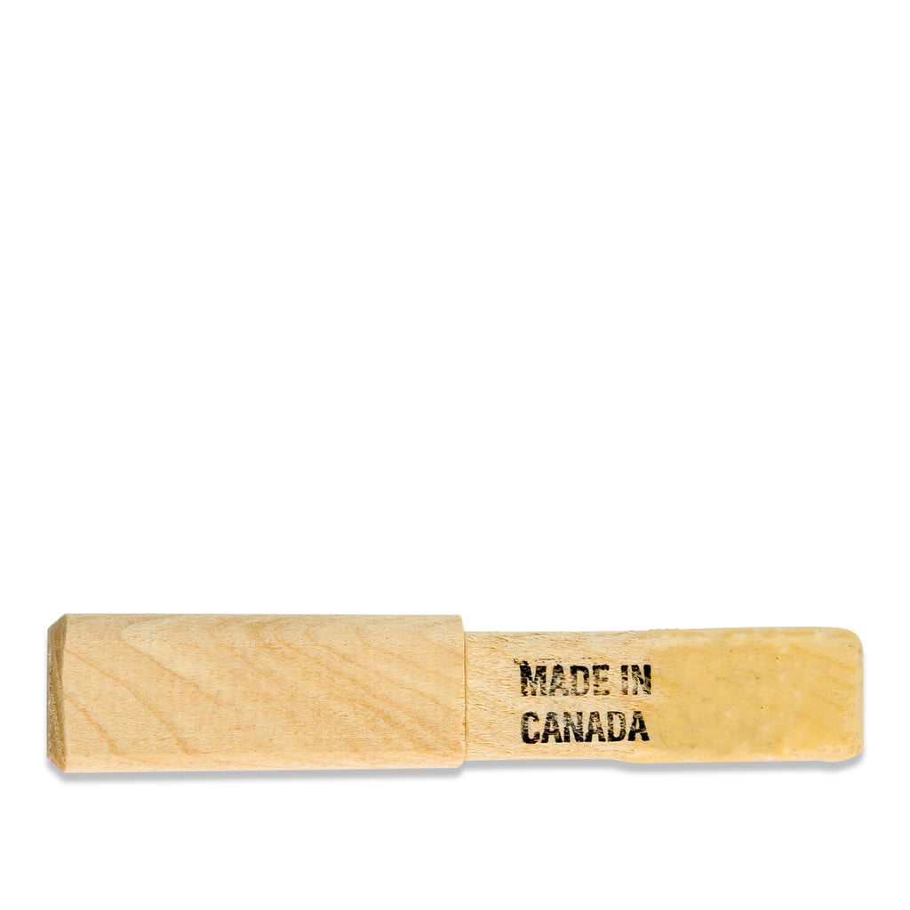 Jr Wooden Stick End